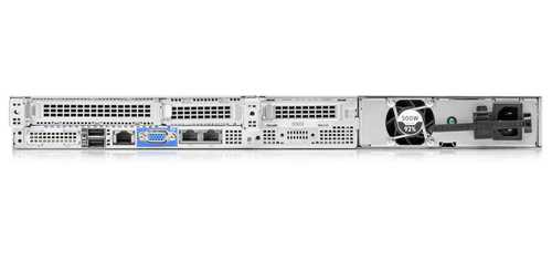 Сервер HPE ProLiant DL160 Gen10 1x4208 1x16Gb x4 LFF S100i 1G 2P 1x500W 4LFF (P19561-B21)