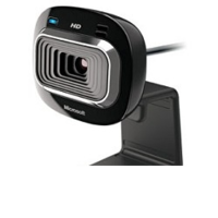 Камера Web Microsoft LifeCam HD-3000 for Business черный (1280x800) USB2.0 с микрофоном
