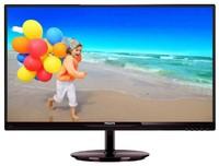"Монитор Philips 27"" 274E5QSB (00/01) черный IPS LED 14ms 16:9 DVI матовая 250cd 1920x1080 D-Sub FHD 5.1кг"