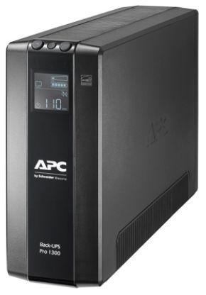 Источник бесперебойного питания APC Back-UPS Pro BR1300MI 780Вт 1300ВА черный