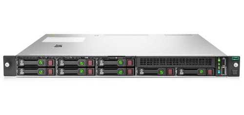 Сервер HPE ProLiant DL160 Gen10 1x4208 1x16Gb x8 SFF S100i 1G 2P 1x500W 8SFF (P19560-B21)