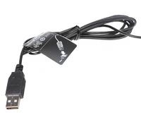 Мышь Microsoft 200 черный оптическая (1000dpi) USB (2but)