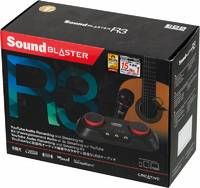 Звуковая карта Creative USB Sound Blaster R3 (SB-Axx1) 2.0 Ret