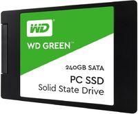 "Накопитель SSD WD Original SATA III 240Gb WDS240G2G0A Green 2.5"""