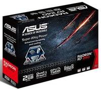Видеокарта Asus PCI-E R7240-2GD3-L AMD Radeon R7 240 2048Mb 128bit DDR3 730/1800/HDMIx1/CRTx1/HDCP Ret low profile