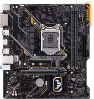 Материнская плата Asus TUF H310M-PLUS GAMING Soc-1151v2 Intel H310 2xDDR4 mATX AC`97 8ch(7.1) GbLAN+DVI+HDMI