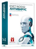 ПО Eset NOD32 Антивирус - лиц на 1год или прод на 20мес 3-Desktop Box (NOD32-ENA-1220(BOX)-1-1)