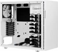 Корпус Fractal Design Define R5 белый w/o PSU ATX 7x120mm 7x140mm 2xUSB2.0 2xUSB3.0 audio front door bott PSU