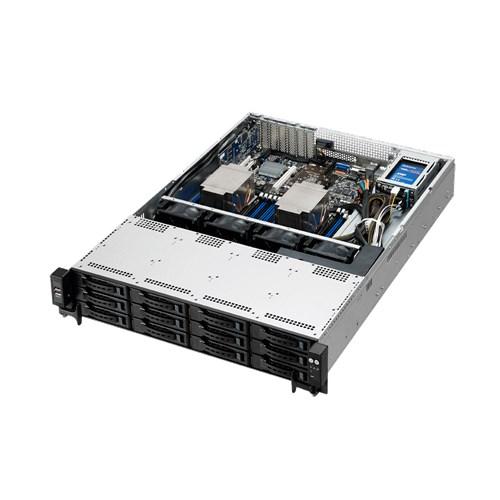 Сервер LARGA 2U для хранения данных и видеонаблюдения
