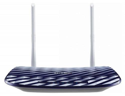 Роутер беспроводной TP-Link Archer C20(RU) AC750 10/100BASE-TX синий