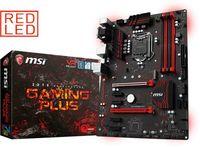 Материнская плата MSI Z270 GAMING PLUS Soc-1151 Intel Z270 4xDDR4 ATX AC`97 8ch(7.1) GbLAN RAID+VGA+DVI+DP