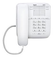 Телефон проводной Gigaset DA410 белый