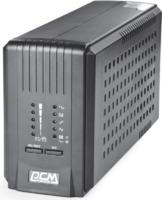 Источник бесперебойного питания Powercom Smart King Pro+ SPT-500 350Вт 500ВА черный