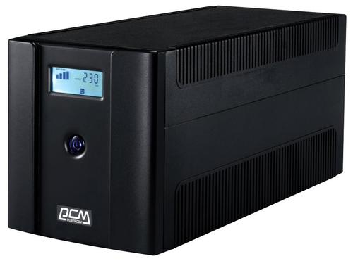 Источник бесперебойного питания Powercom Raptor RPT-1500AP LCD 900Вт 1500ВА черный