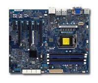 Материнская Плата SuperMicro MBD-X10SAT-O Soc-1150 iC226 ATX 4xDDR3 8xSATA3 SATA RAID i210AT/i217LM 2хGgbEth Ret
