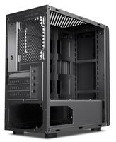 Корпус Formula FA-702B черный 450W mATX 6x120mm 2xUSB2.0 1xUSB3.0 audio bott PSU