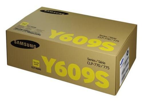 Тонер Картридж Samsung CLT-Y609S SU563A желтый (7000стр.) для Samsung CLP-770ND