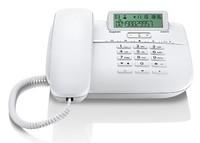 Телефон проводной Gigaset DA610 белый
