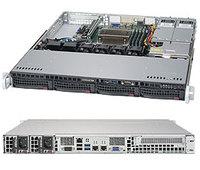 Платформа SuperMicro SYS-5019S-MR RAID 2x400W