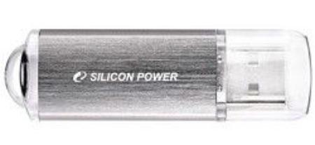 Флеш Диск Silicon Power 64Gb Ultima II-I Series SP064GBUF2M01V1S USB2.0 серебристый