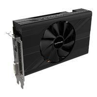 Видеокарта Sapphire PCI-E 11266-34-20G PULSE RX 570 4G ITX AMD Radeon RX 570 4096Mb 256bit GDDR5 1244/6000 DVIx1/HDMIx1/DPx1/HDCP Ret