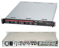 Серверная платформа SuperMicro SYS-5017C-TF
