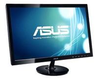 "Монитор Asus 23.6"" VS247NR черный TN+film LED 5ms 16:9 DVI матовая 250cd 1920x1080 D-Sub FHD 4.2кг"