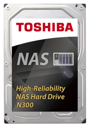 "Жесткий диск Toshiba SATA-III 6Tb HDWN160EZSTA NAS N300 (7200rpm) 128Mb 3.5"" Rtl"