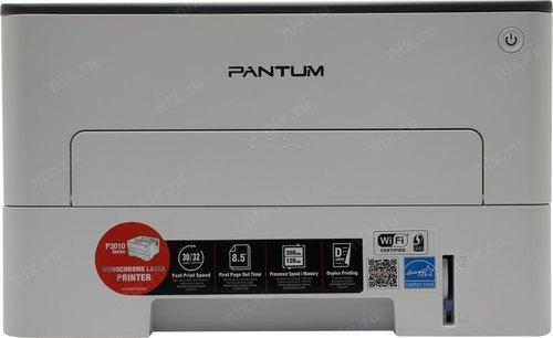 Принтер лазерный Pantum P3010DW A4 Duplex WiFi