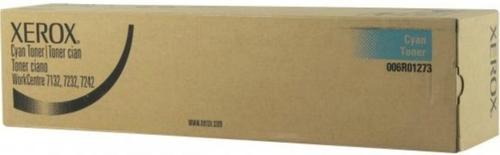 Картридж лазерный Xerox 006R01273 голубой (8000стр.) для Xerox WC 7132
