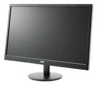 "Монитор AOC 21.5"" Value Line e2270swn(00/01) черный TN+film LED 5ms 16:9 матовая 200cd 1920x1080 D-Sub"