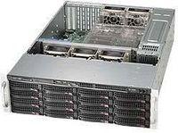 Корпус SuperMicro CSE-836BE1C-R1K23B 2x1200W черный