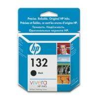 Картридж струйный HP 132 C9362HE черный для HP DJ 5443 (220стр.)