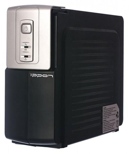 Источник бесперебойного питания Ippon Back Office 400 200Вт 400ВА черный