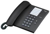 Телефон проводной Gigaset Gigaset DA100 антрацит