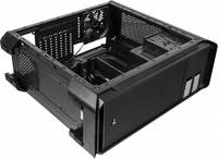 Корпус Aerocool AERO-500 черный без БП ATX 4x120mm 2xUSB2.0 1xUSB3.0 audio bott PSU