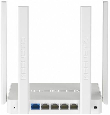 Роутер беспроводной Keenetic Viva AC1300 10/100/1000BASE-TX/4G ready белый
