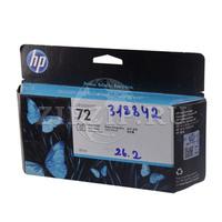 Картридж струйный HP №72 C9370A черный (130мл) для HP DJ T1100/T610