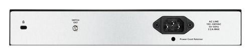 Коммутатор D-Link DGS-1100-10MP 8G 8PoE управляемый