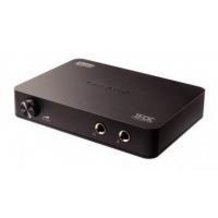 Звуковая карта Creative USB X-Fi HD Sound Blaster SB1240 (SBX Pro Studio) 2.0 Ret