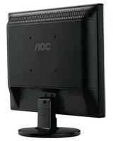 """Монитор AOC 17"""" e719sd/01 серебристый TN+film LED 5ms 5:4 DVI матовая 250cd 1280x1024 D-Sub HD READY"""