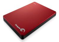 """Жесткий диск Seagate Original USB 3.0 1Tb STDR1000203 Backup Plus 2.5"""" красный"""