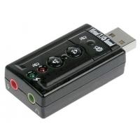 Звуковая карта USB TRUA71 (C-Media CM108) 2.0 Ret