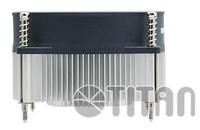 Устройство охлаждения(кулер) Titan TTC-NA32TZ/R Soc-1150/1151/1155/ 3-pin 20dB Al 95W 245gr Ret