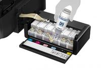 Принтер струйный Epson L810 (C11CE32402) A4 USB черный
