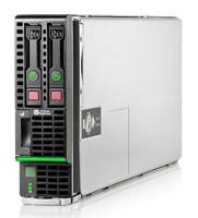"Сервер HPE ProLiant BL420c G8 1xE5-2430 3x4Gb x2 2.5"" SAS/SATA B320i 3-3-3 (668357-B21)"