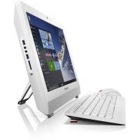 """Моноблок Lenovo S200z 19.5"""" HD+ Cel J3060 (1.6)/2Gb/500Gb 7.2k/HDG400/DVDRW/CR/noOS/GbitEth/WiFi/BT/клавиатура/мышь/Cam/белый 1600x900"""