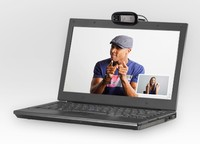 Камера Web Logitech WebCam C170 черный 0.3Mpix USB2.0 с микрофоном