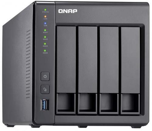 Сетевое хранилище NAS Qnap TS-431X2-2G 4-bay
