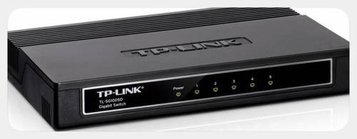 Коммутатор TP-Link TL-SG1005D 5G неуправляемый
